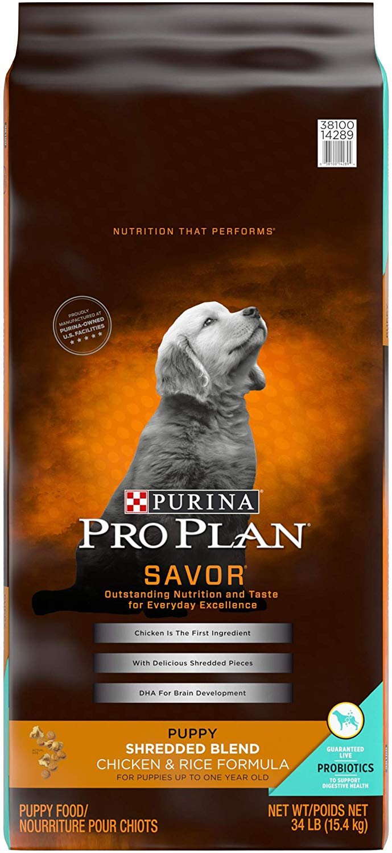 Purina Pro Plan for bulldogs