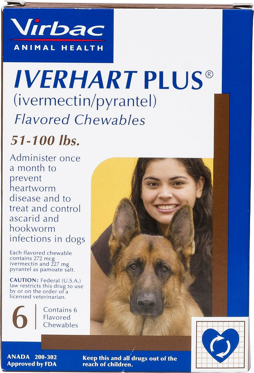 iverhart plus for dogs